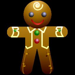 ginger man icon